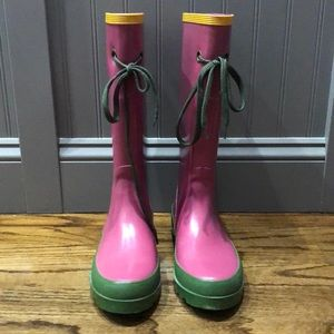 JCrew Wellies - size 7